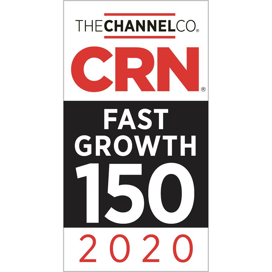 CRN Fast Growth 150 Logo