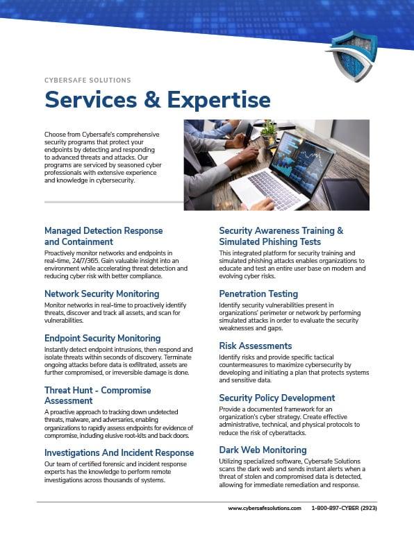 OneSheet_ServicesAndExpertise