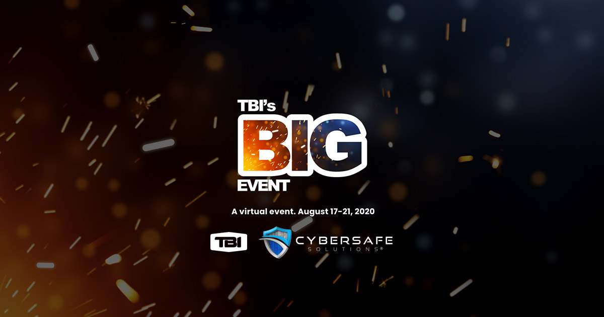 TBI's BIG Event: Domenick Gandolfo, Cybersafe Co-Founder & Chief Security Strategist, to Serve as Panelist