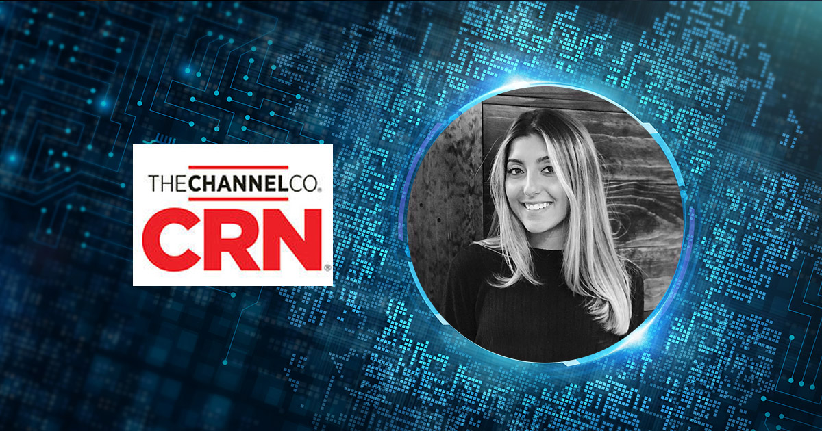"""[Press Release] Cybersafe's Rosana Filingeri Featured in CRN's """"Debunking The 10 Top Myths About Millennials"""""""