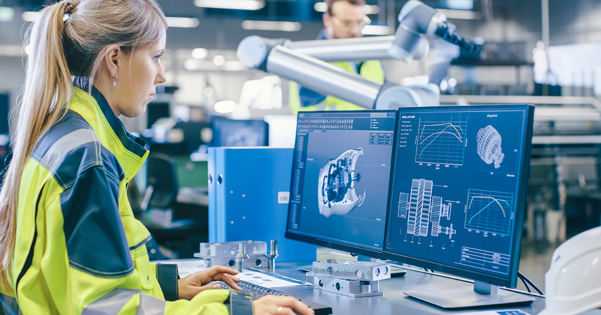 Cybersecurity For Manufacturing: Protecting the Modern Factory
