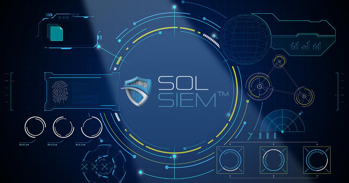 Cybersafe Spotlight: SOL SIEM
