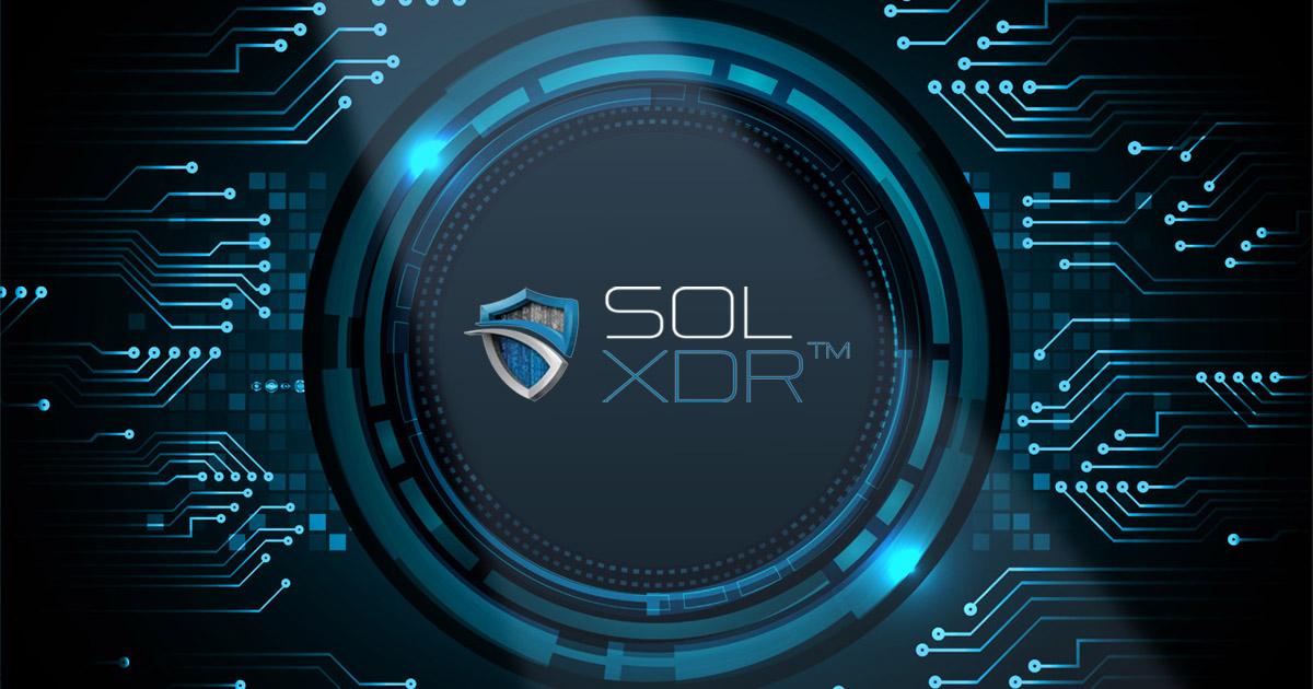 Cybersafe Spotlight: SOL XDR