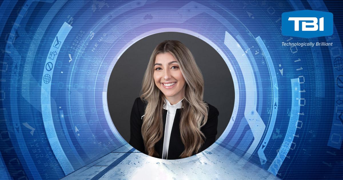 [Press Release] Cybersafe's Rosana Filingeri Interviewed by TBI
